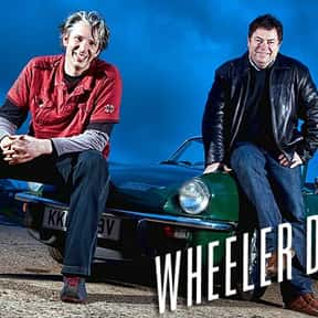 WheelerDealers is listed (or ranked) 3 on the list The Best Car TV Shows