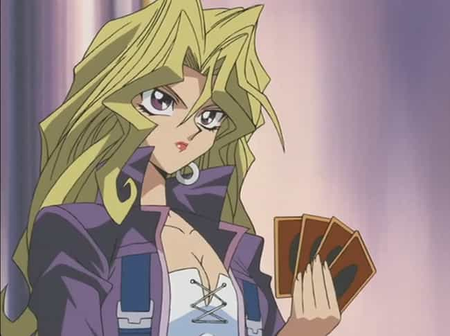 Mai Valentine is listed (or ranked) 4 on the list 13 Anime Heroes Who Are Constantly On The Receiving End Of A Beatdown