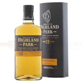 Highland Park is listed (or ranked) 11 on the list The Best Scotch Brands