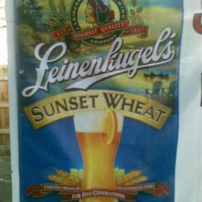 Leinenkugel Sunset Wheat is listed (or ranked) 20 on the list The Best American Domestic Beers