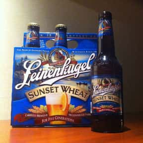 Leinenkugel Sunset Wheat is listed (or ranked) 23 on the list The Best Beers to Chug