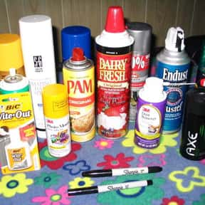 Inhalants is listed (or ranked) 10 on the list The Worst Drugs for You