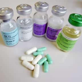 Anabolic Steroids is listed (or ranked) 19 on the list The Worst Drugs for You