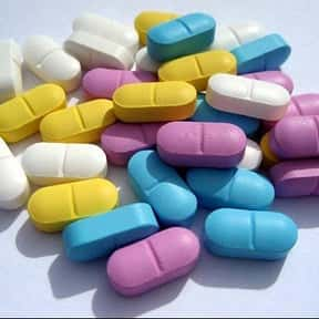 Tranquilizers is listed (or ranked) 23 on the list The Worst Drugs for You
