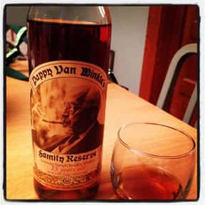 Pappy Van Winkle is listed (or ranked) 24 on the list The Best Top Shelf Alcohol Brands