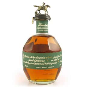 Blanton's is listed (or ranked) 1 on the list The Best Bourbon Brands