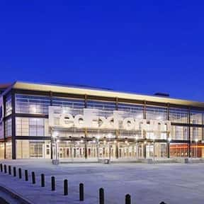 Fedex Forum is listed (or ranked) 20 on the list The Best NBA Arenas