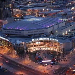 US Airways Center is listed (or ranked) 22 on the list The Best NBA Arenas