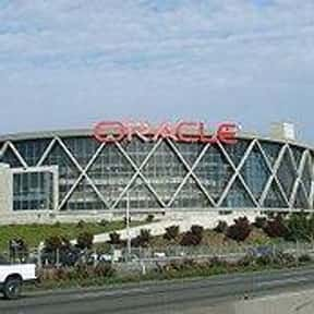 Oracle Arena is listed (or ranked) 12 on the list The Best NBA Arenas