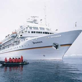 Hapag-Lloyd Cruises is listed (or ranked) 18 on the list The Best European Cruise Lines