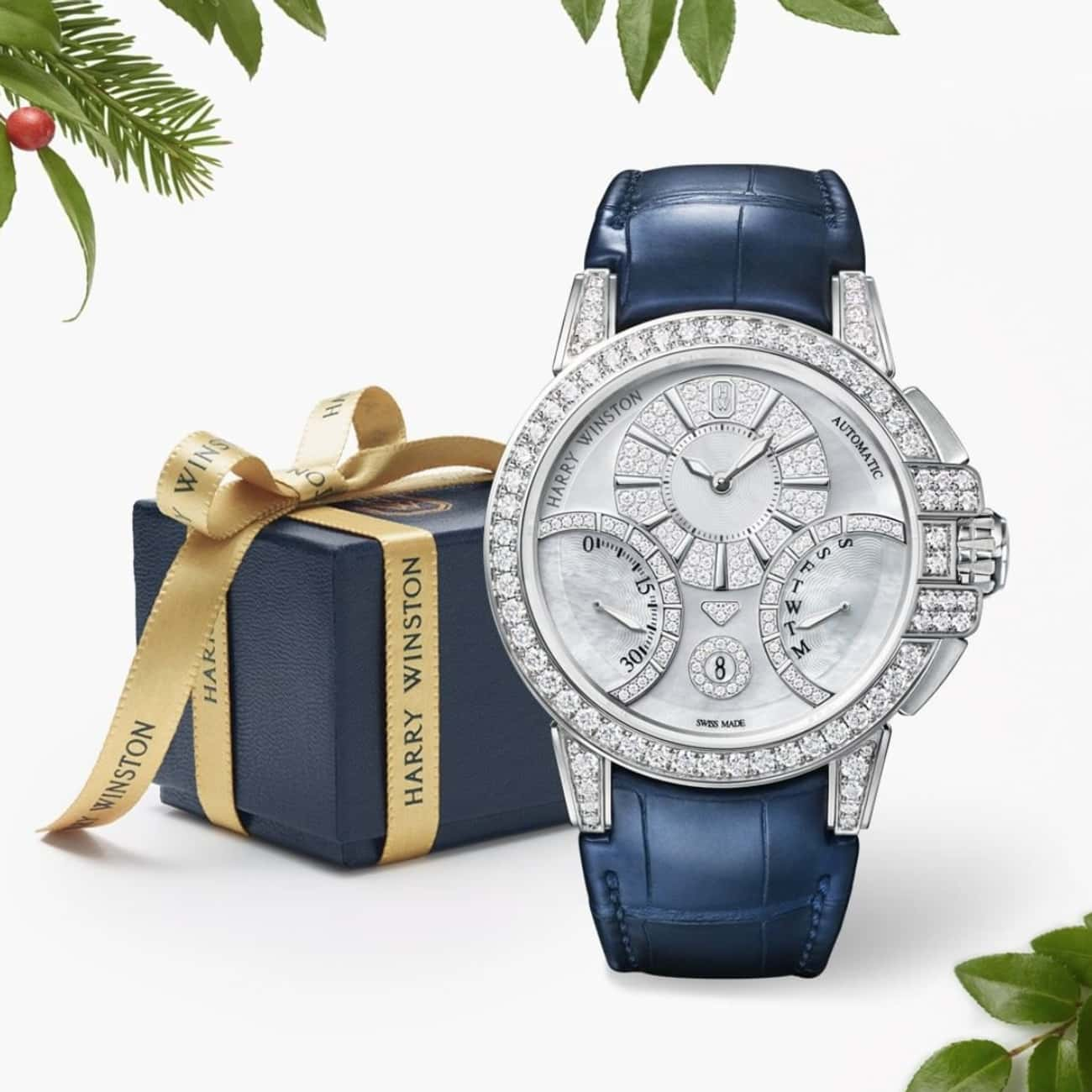 Harry Winston is listed (or ranked) 3 on the list The Best Jewelry Brands