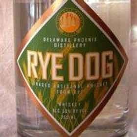 Rye Dog Whiskey