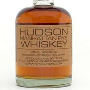 Hudson Manhattan Rye is listed (or ranked) 22 on the list The Best Rye Whiskey
