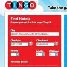 Tingo on Random Best Travel Apps