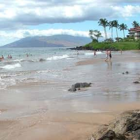 Keawakapu Beach is listed (or ranked) 14 on the list The Best Beaches in Hawaii