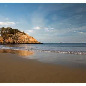 Singing Beach is listed (or ranked) 15 on the list The Best Beaches in New England