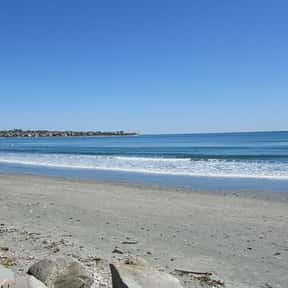 Easton Beach is listed (or ranked) 20 on the list The Best Beaches in New England