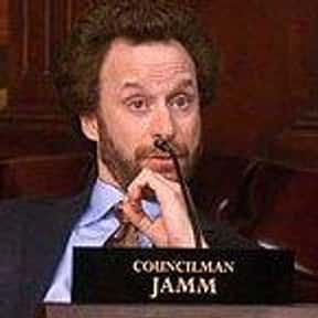 Councilman Jamm is listed (or ranked) 24 on the list The Best Parks and Recreation Characters