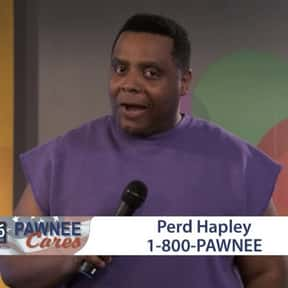 Perd Hapley is listed (or ranked) 4 on the list The Best Fictional Journalists, Reporters, and Newscasters
