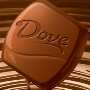 Dove is listed (or ranked) 5 on the list The Best Chocolate Companies