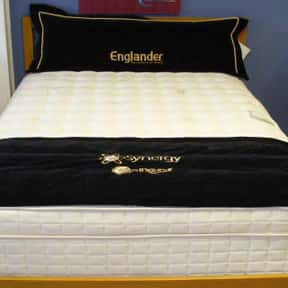 Englander is listed (or ranked) 11 on the list The Best Mattress Brands
