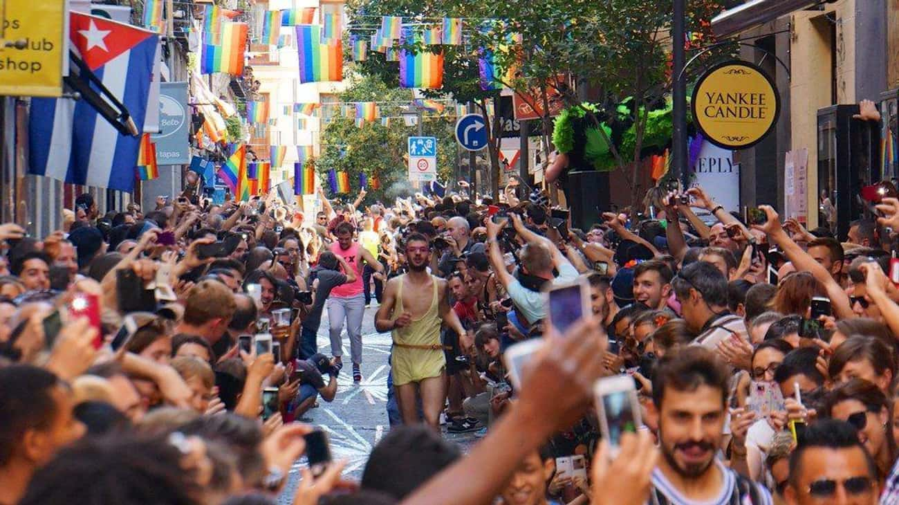 Madrid Pride is listed (or ranked) 3 on the list The World's Best LGBTQ+ Pride Festivals