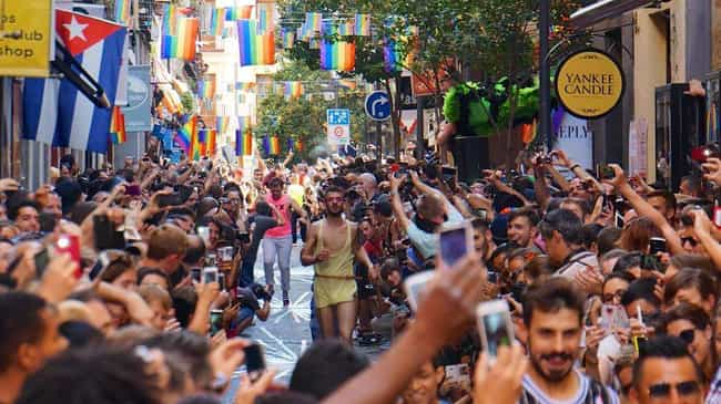 Madrid Orgullo is listed (or ranked) 2 on the list The World's Best LGBTQ+ Pride Festivals