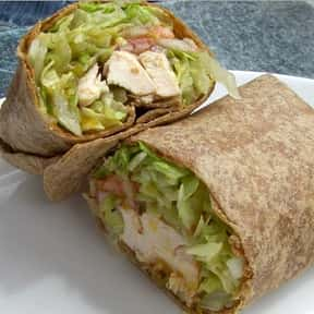 Wraps is listed (or ranked) 18 on the list The Best Picnic Foods