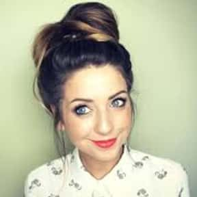 Zoe Sugg is listed (or ranked) 24 on the list The Most Beautiful Female YouTubers