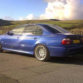 Bmw E39 M5 is listed (or ranked) 12 on the list The Fastest Used Sports Cars under 20k