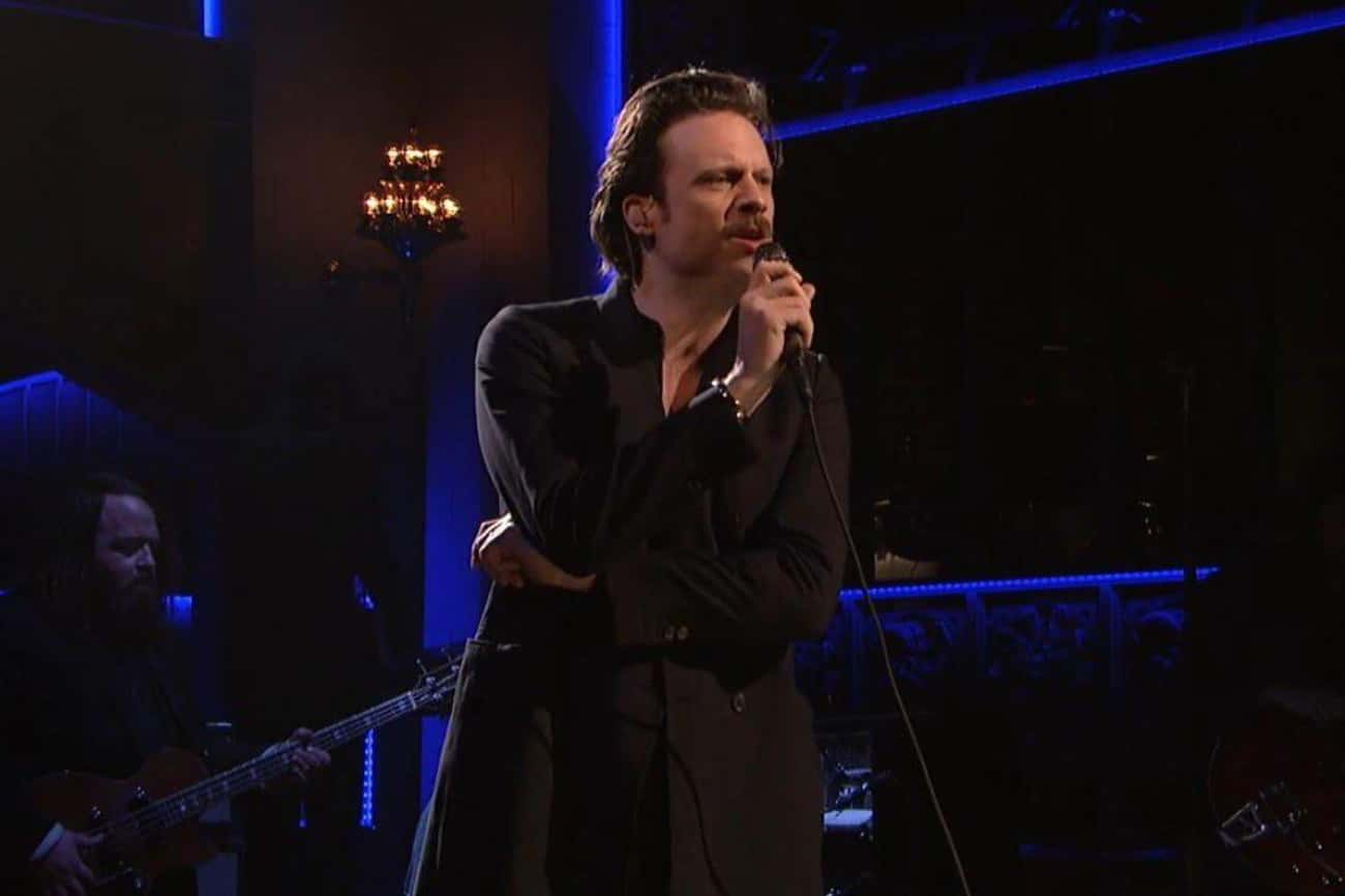 Father John Misty is listed (or ranked) 3 on the list 10 Musicians Who Can Pull Off A Damn Good Prank