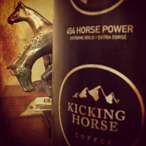 Kicking Horse Coffee is listed (or ranked) 11 on the list The Best Whole Bean Coffee Brands