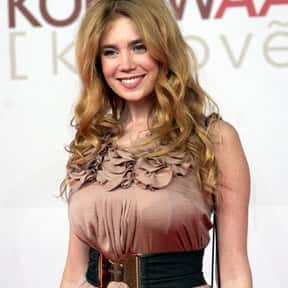 Palina Rojinski is listed (or ranked) 22 on the list Popular Film Actors from Germany