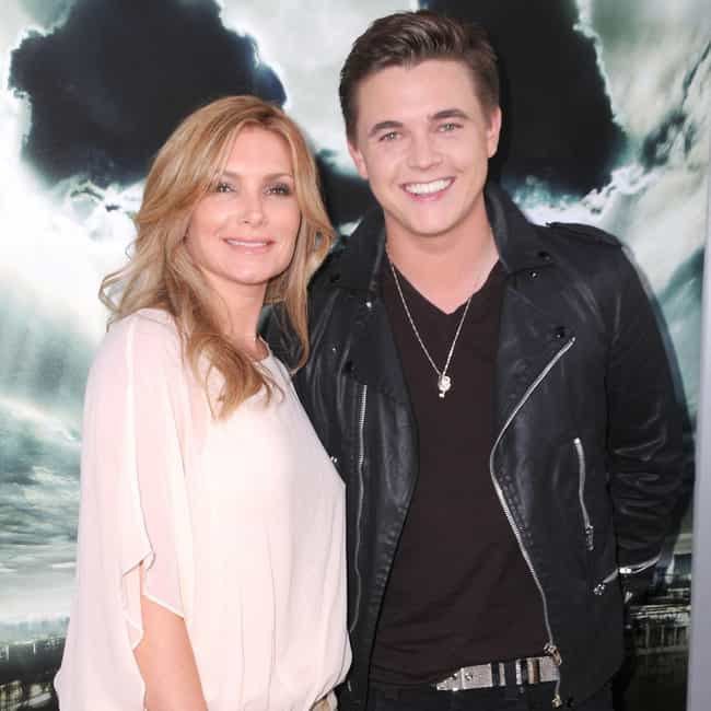 Eden Sassoon is listed (or ranked) 2 on the list Jesse McCartney Loves and Hookups