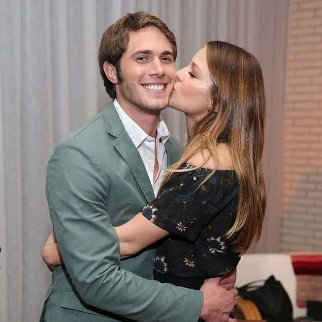 Blake Jenner is listed (or ranked) 2 on the list Melissa Benoist Loves And Hookups