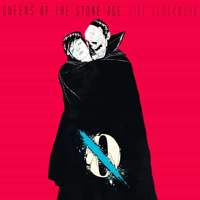 ...Like Clockwork is listed (or ranked) 2 on the list The Best Queens Of The Stone Age Albums