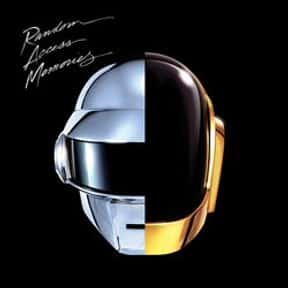 Random Access Memories is listed (or ranked) 25 on the list The Best Albums of 2013