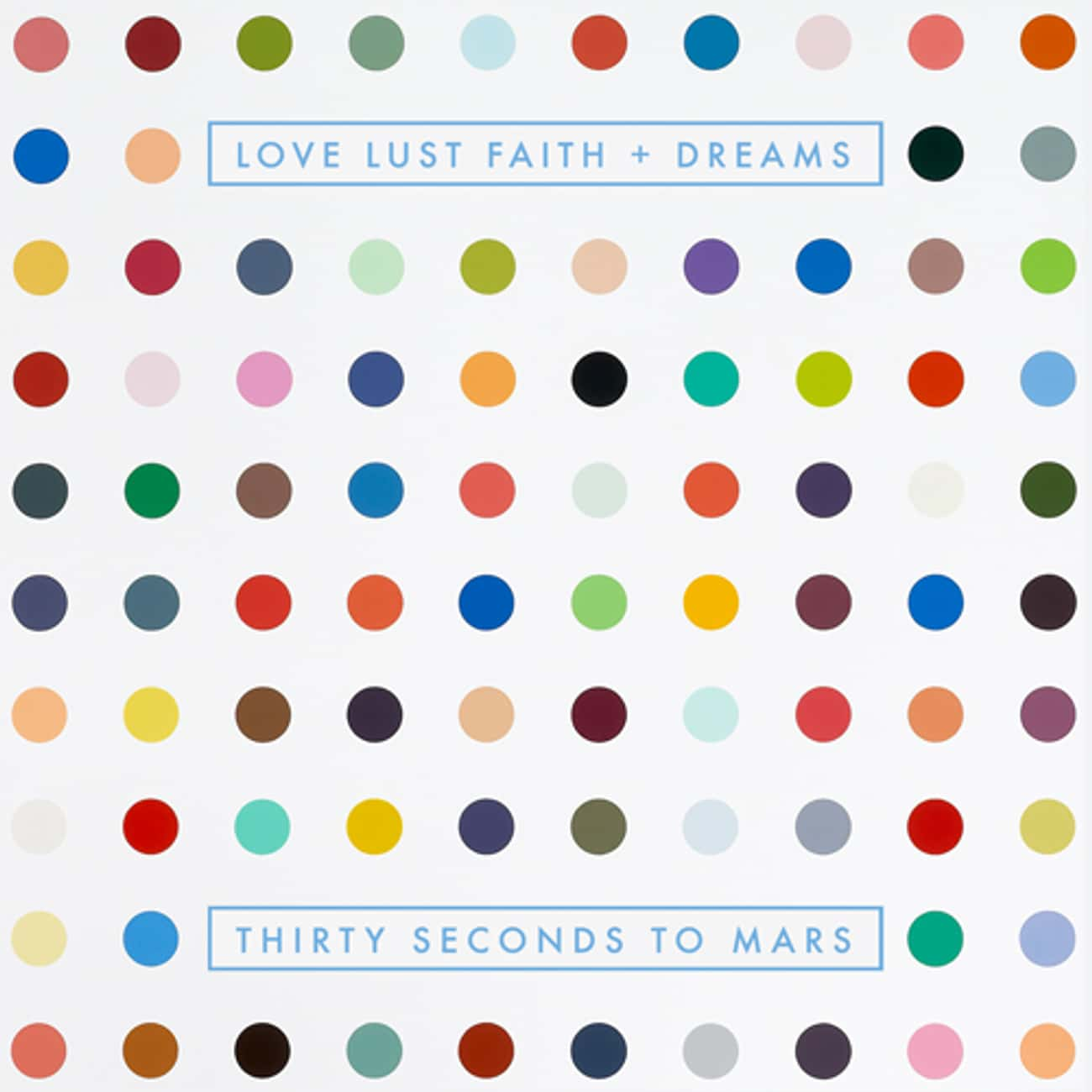 Love, Lust, Faith and Dreams is listed (or ranked) 4 on the list The Best 30 Seconds To Mars Albums of All Time