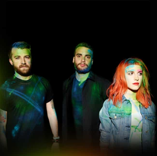 Paramore is listed (or ranked) 2 on the list The Best Paramore Albums of All Time