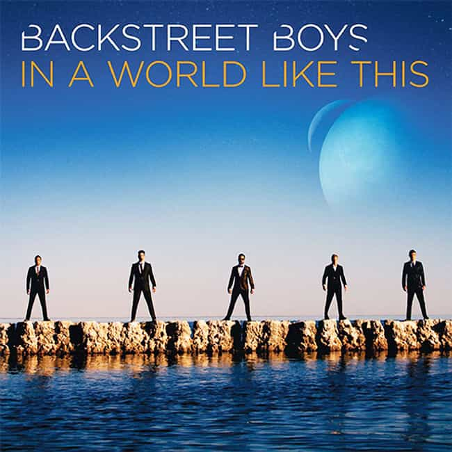 In a World Like This is listed (or ranked) 6 on the list The Best Backstreet Boys Albums of All Time