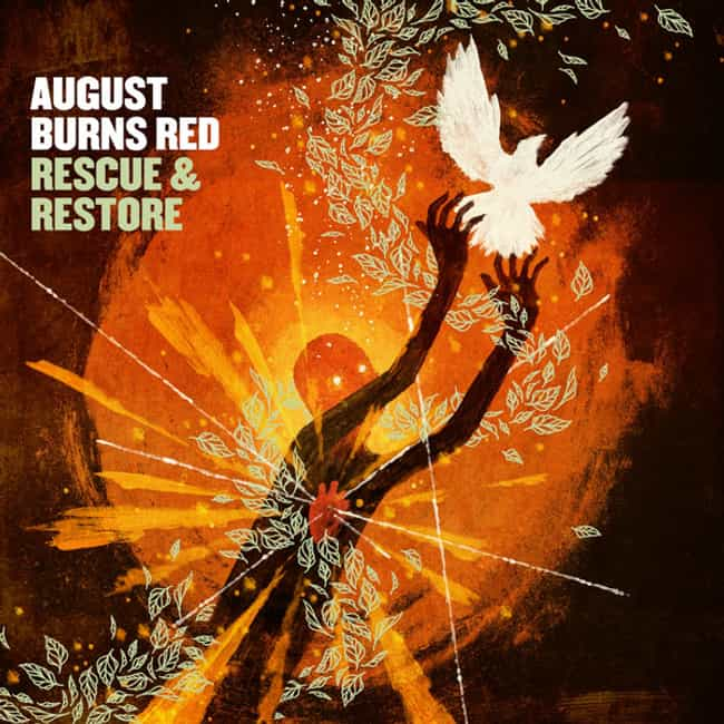Rescue & Restore is listed (or ranked) 3 on the list The Best August Burns Red Albums of All Time