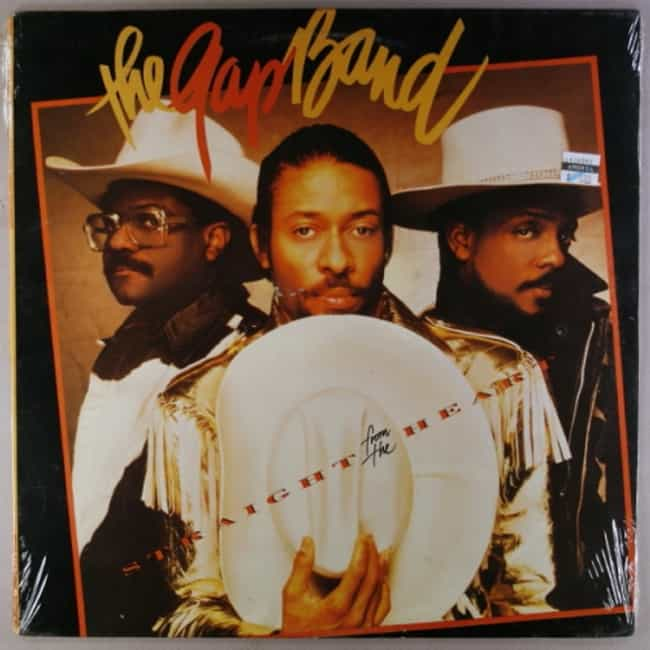 Straight from the Heart is listed (or ranked) 4 on the list The Best Gap Band Albums of All Time