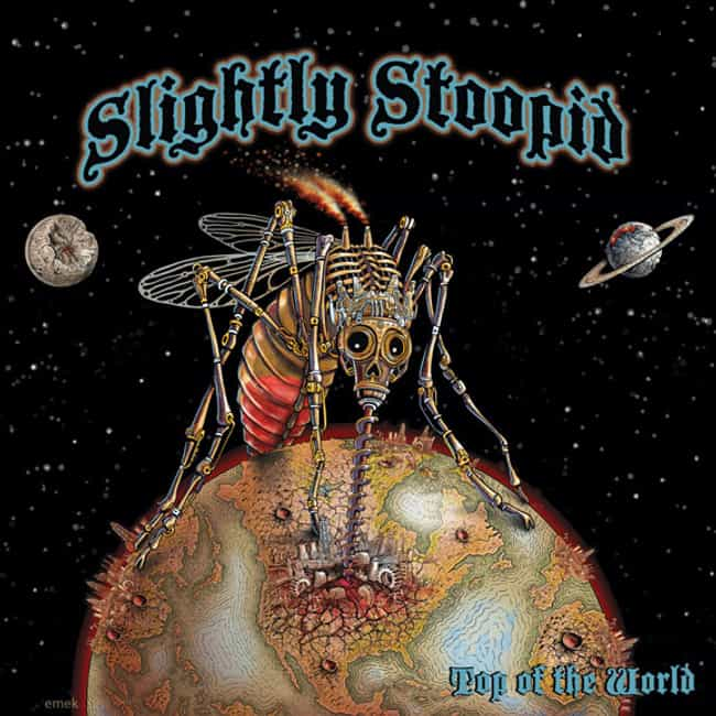 Top of the World is listed (or ranked) 4 on the list The Best Slightly Stoopid Albums of All Time