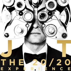 The 20/20 Experience is listed (or ranked) 2 on the list The Best Pop Albums 2013
