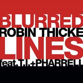 Blurred Lines is listed (or ranked) 15 on the list The Worst Albums by Great Bands