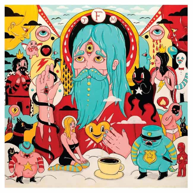 Fear Fun is listed (or ranked) 4 on the list The Best Father John Misty Albums, Ranked