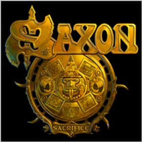 Sacrifice is listed (or ranked) 9 on the list The Best Saxon Albums of All Time