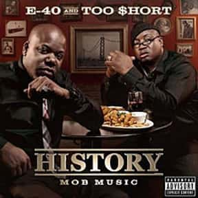 History: Mob Music is listed (or ranked) 15 on the list The Best Too $hort Albums of All Time