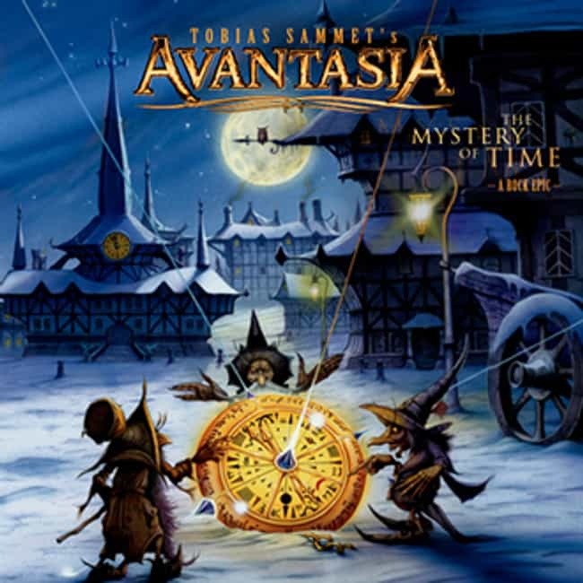 The Mystery of Time is listed (or ranked) 6 on the list The Best Avantasia Albums of All Time