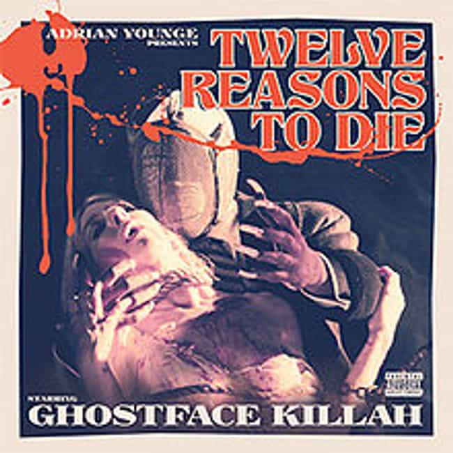 Twelve Reasons to Die is listed (or ranked) 4 on the list The Best Ghostface Killah Albums of All Time